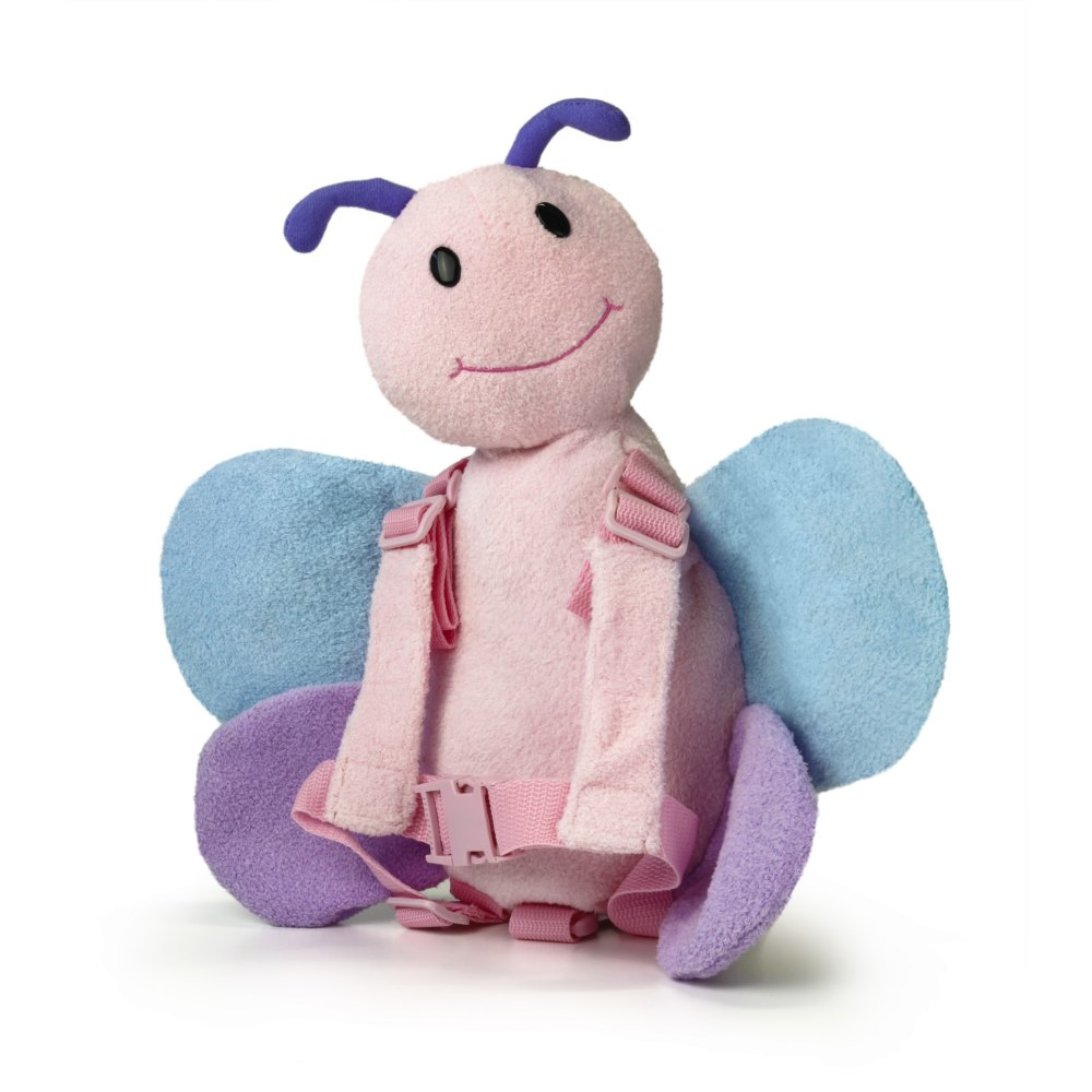 Goldbug Harness Buddy Butterfly - click here for full details.