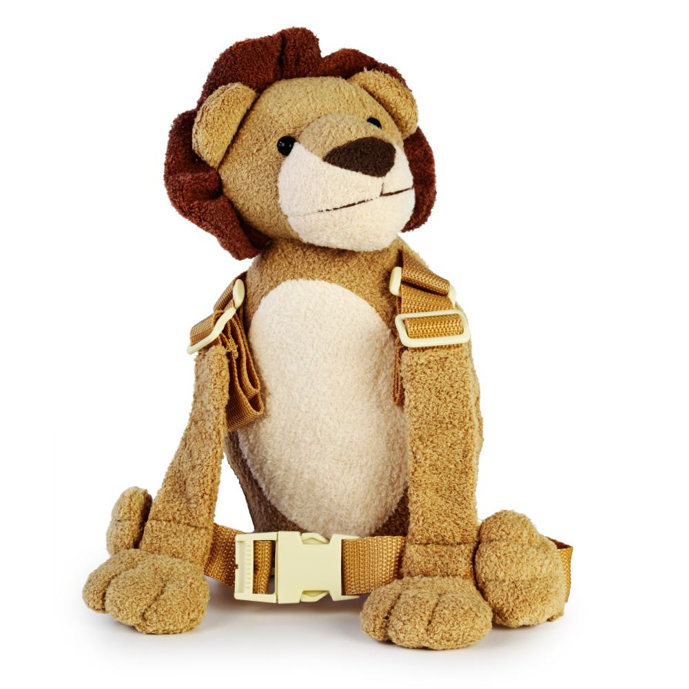 Goldbug Harness Buddy Lion - click here for full details.