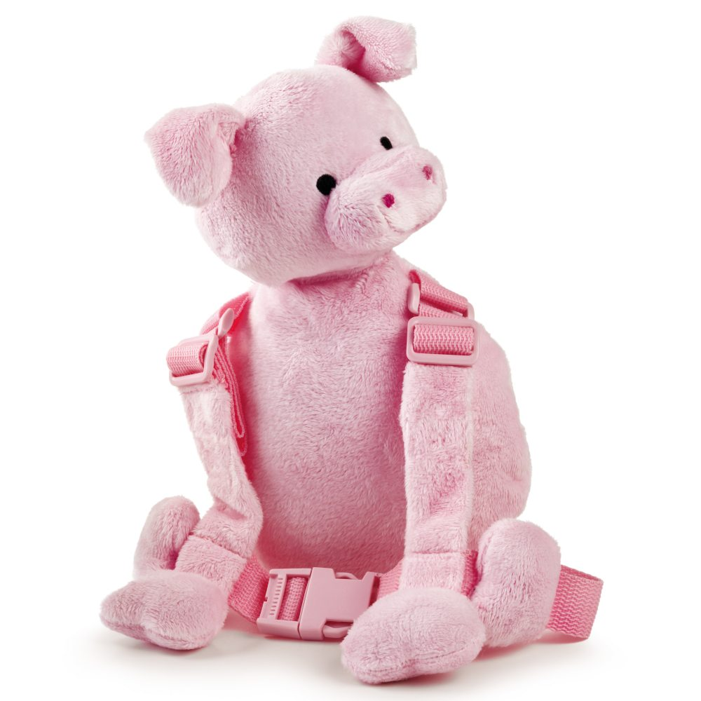 Goldbug Harness Buddy Pig - click here for full details.