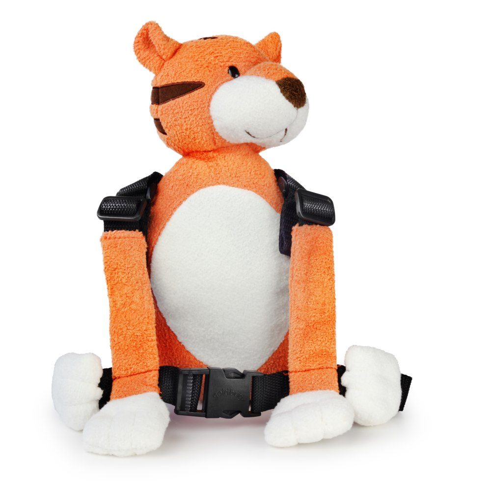 Goldbug Harness Buddy Tiger - click here for full details.